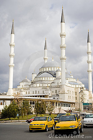 Kocatepe Mosque, Ankara