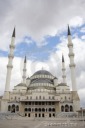 Kocatepe Mosque, Ankara,Turkey