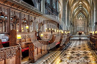 Kościelny England