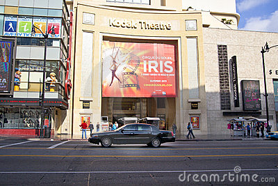 Kodak Theater Editorial Photo