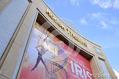 Kodak Theatre Editorial Photo