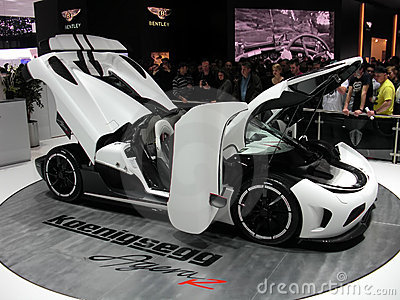 koenigsegg agera r image stock ditorial image 18858919. Black Bedroom Furniture Sets. Home Design Ideas