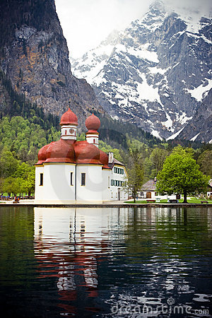 Free Koenigssee Royalty Free Stock Photography - 5209057