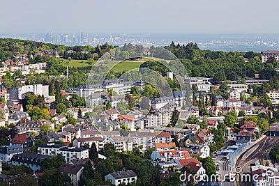 Koenigstein and Frankfurt