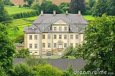 Koertlinghausen palace