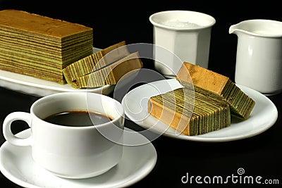 Koffie & cake
