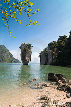 Koh Tabu, or James Bond Island