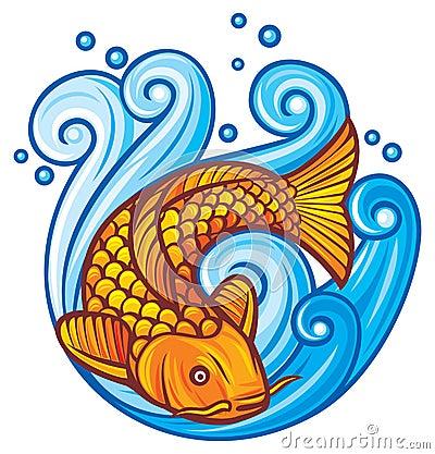 Free Koi Fish Royalty Free Stock Photo - 29482875