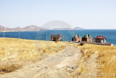Koktebel - the country of blue hills