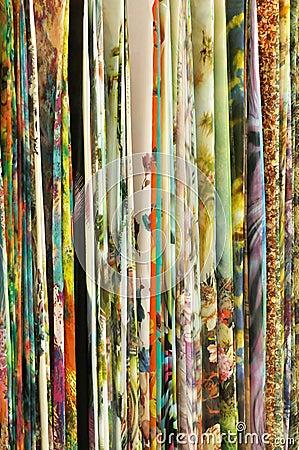 Kolorowy sari