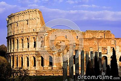Koloseum dzień