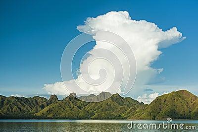 Komodo Island.
