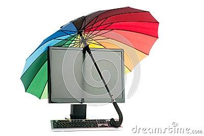 Komputerowa ochrona