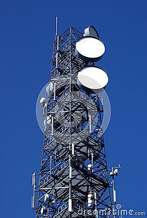 Komunikacja wieży
