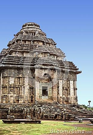 Free Konark Sun Temple Royalty Free Stock Images - 9785109