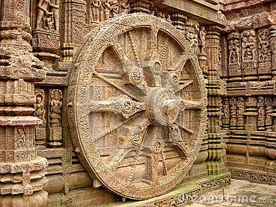 Konarka wheel