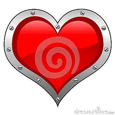 Konceptualny serce