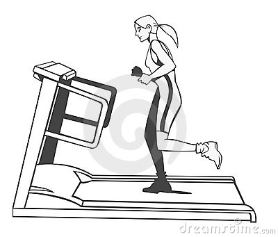 Konditiontreadmill