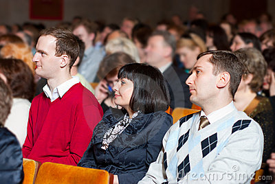 Konferensfolk