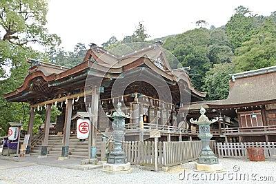 Konpira寺庙