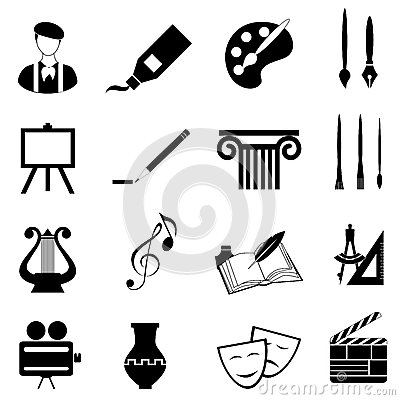 Konstsymbolsset