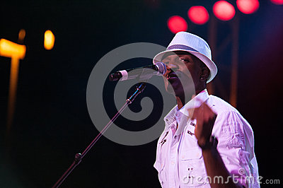 Kool and the Gang Editorial Image
