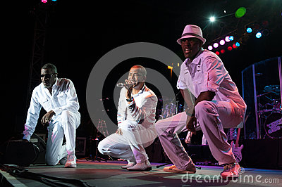 Kool and the Gang Editorial Photo