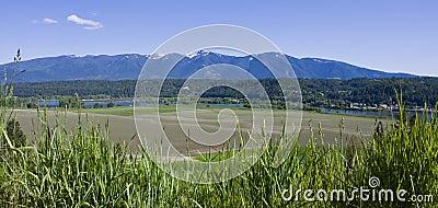 Kootenai River Valley Bonners Ferry North Idaho