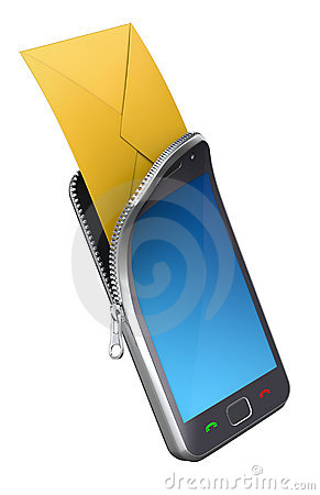 Kopertowy telefon
