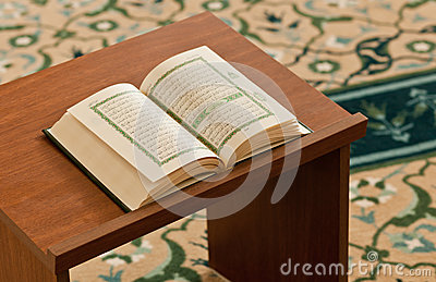 Koran - book of Muslims