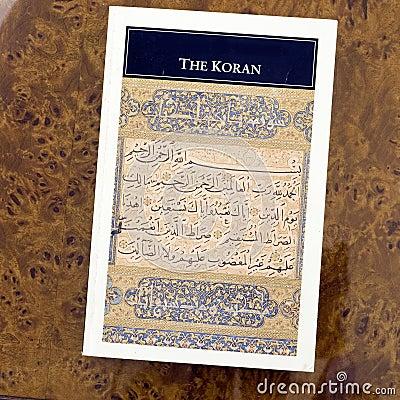 Free Koran Paperback Square Royalty Free Stock Images - 4898639
