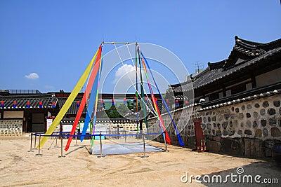 Korean activity park