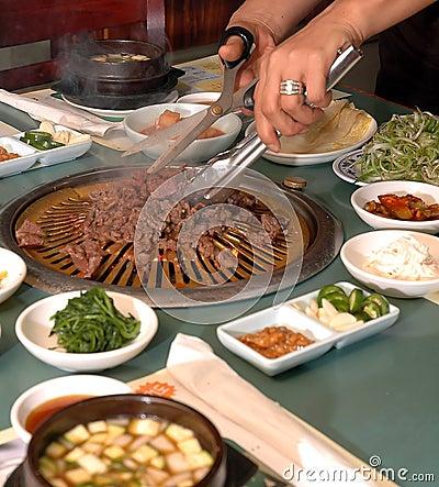 Free Korean Barbecue 2 Stock Photos - 4753383