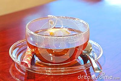 Korean black tea 1