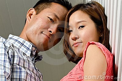 Korean couple