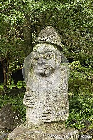 Free Korean Fertility Statue Stock Image - 4337201