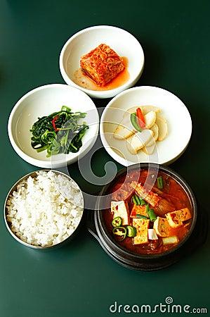Korean Kim-chi