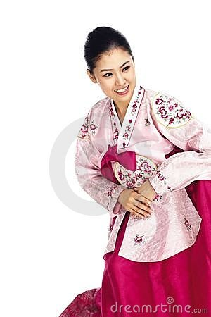 Free Korean Lady Royalty Free Stock Photography - 869887