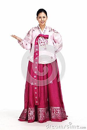 Free Korean Lady Royalty Free Stock Photos - 869968