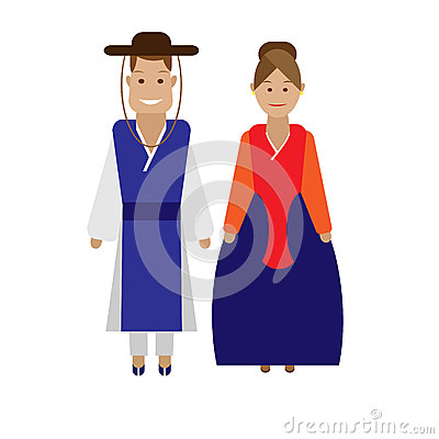 Korean national dress