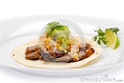 Korean Style Taco