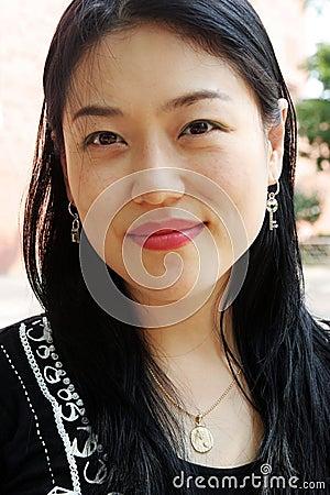 Free Korean Woman Stock Images - 1071474