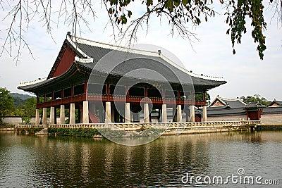 Koreanisches Schloss