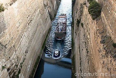 Korinth s canal