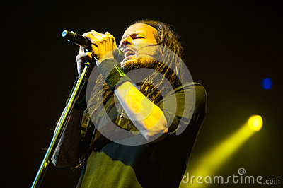 Korn concert Editorial Photography