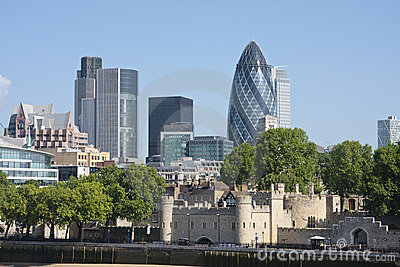 Korniszonu London wierza