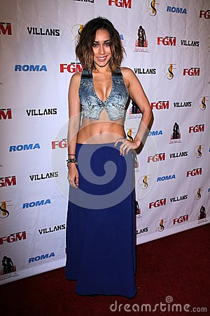 Korrina Rico at the FGM Swimsuit Issue Launch Hosted By Roma Swimwear, The Colony, Hollywood, CA 05-26-12 Editorial Image