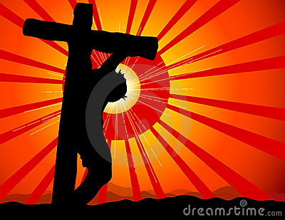 Korsfäste jesus