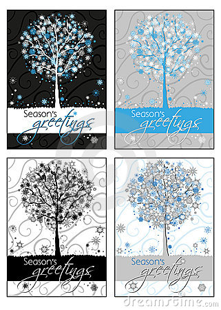 Kort som greeting säsong för hälsningar s