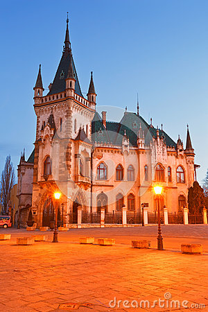 Free Kosice, Slovakia. Royalty Free Stock Images - 68881669